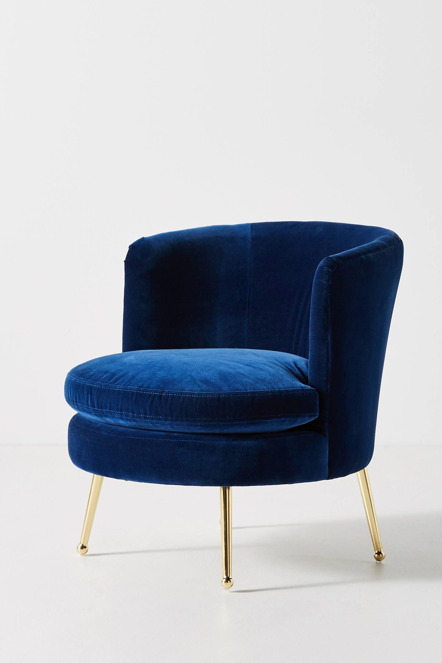 48++ Blue bedroom chair ideas
