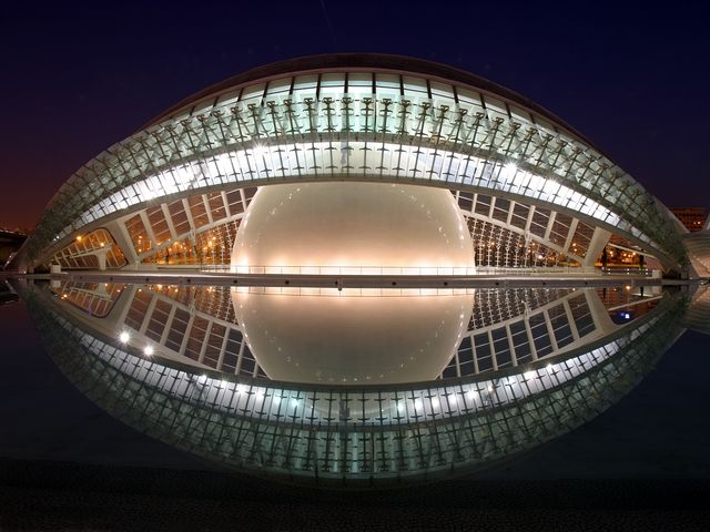 Genius that is Calatrava  Its an eye