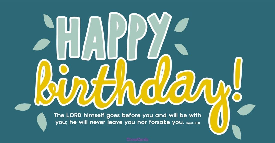 Send This FREE Happy Birthday ECard To A Friend Or Family Member Free