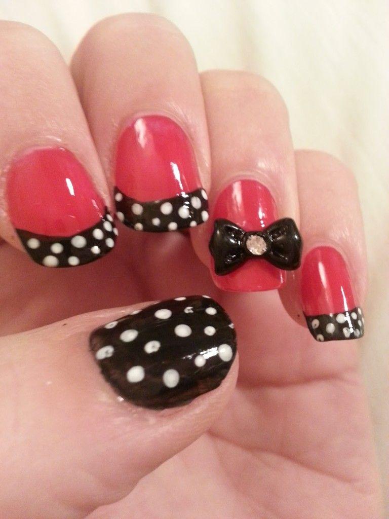 Red nail art designs nails and polish pinterest nails nail
