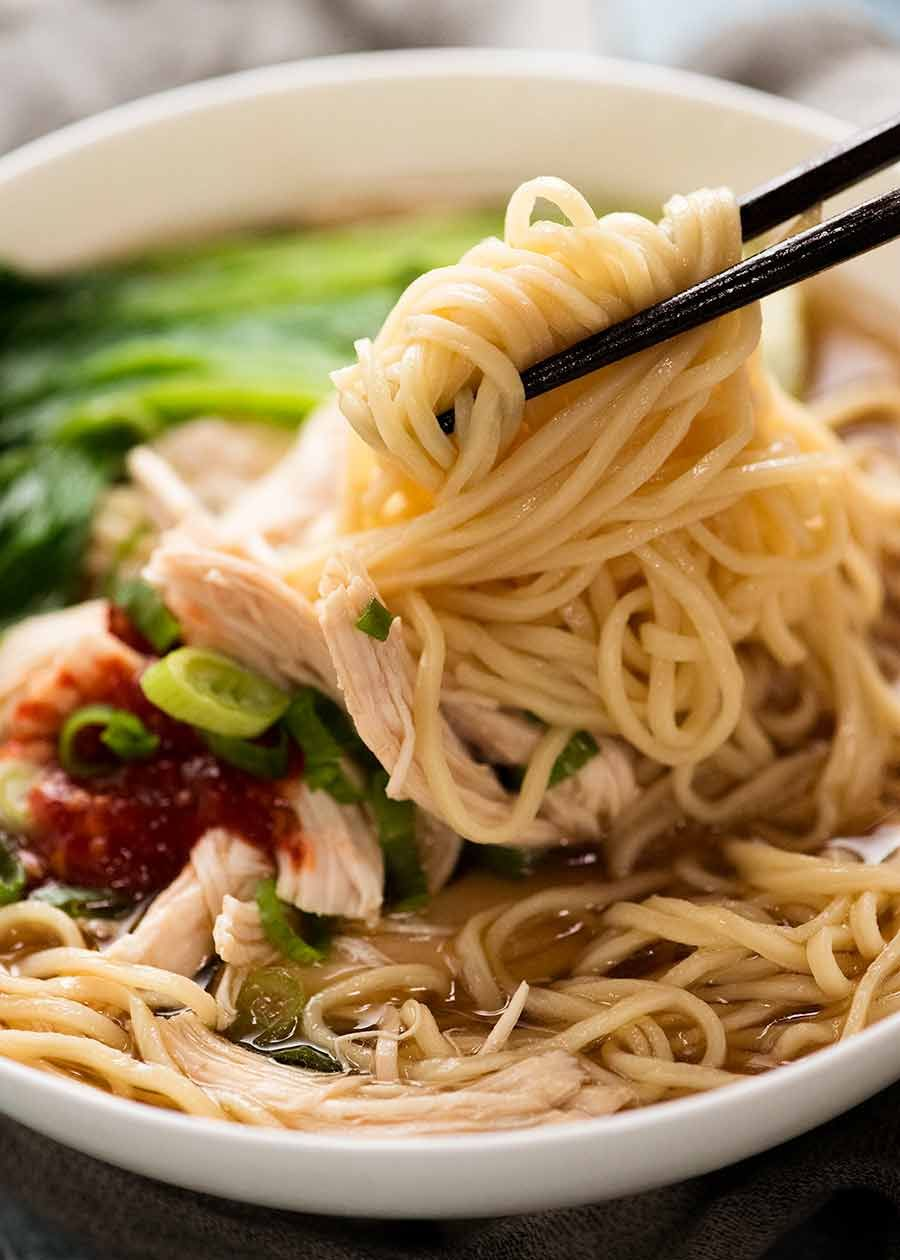 Chinese Noodle Soup Recipe Chinese Soup Recipes Chinese Chicken Noodle Soup Noodles