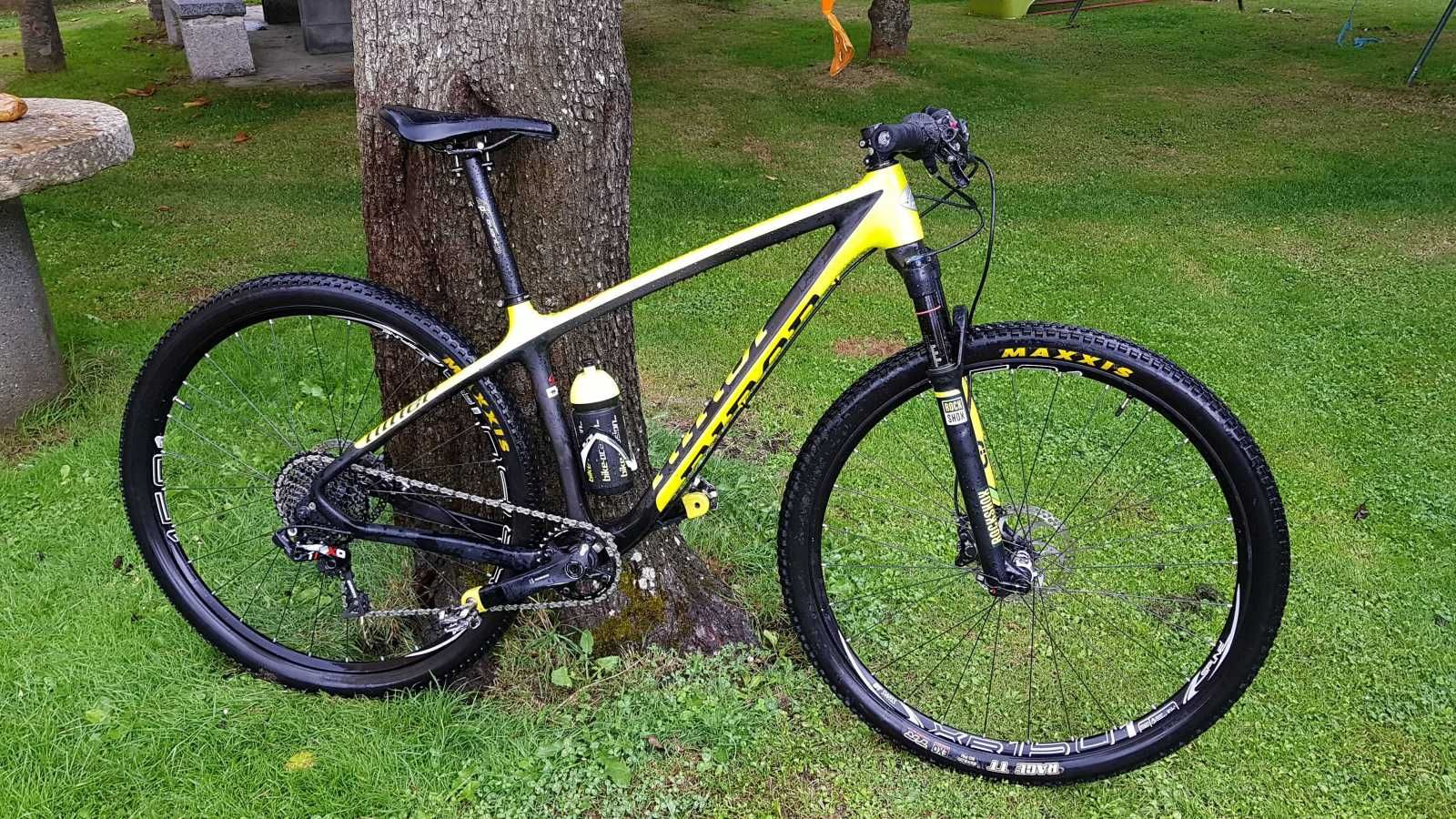 Bicicleta de montaña Niner AIR 9 RDO. Ref 36600. Talla M