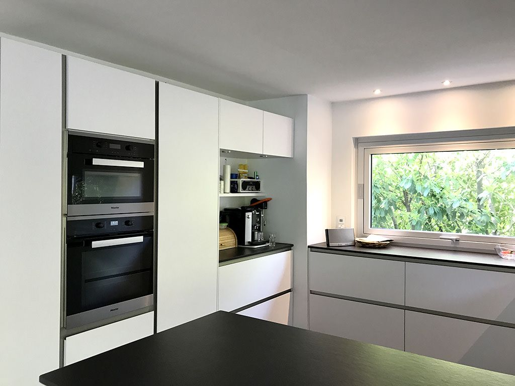 Heyne & Lehmhaus Küchenräume Rational tio | Küchen | Pinterest | Küche