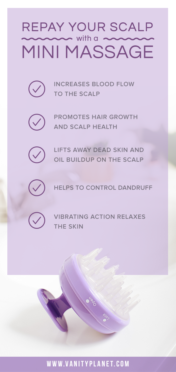 Groove Rejuvenating Scalp Massager Shampoo Brush Natural Hair Styles Natural Hair Tips