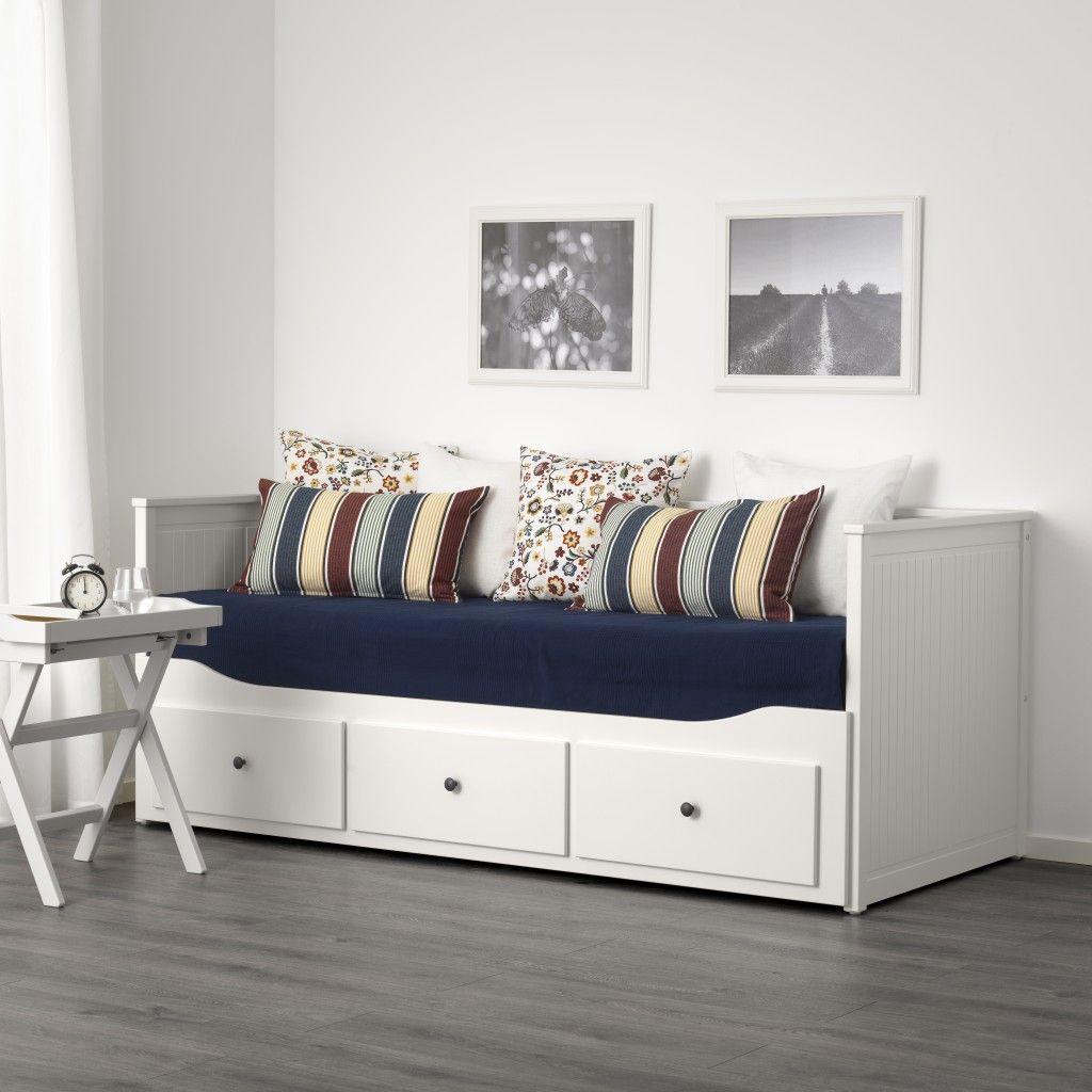 10 Productos Preferidos De Ikea Div N Hemnes Deco Dormitorios  # Muebles Nido Ikea