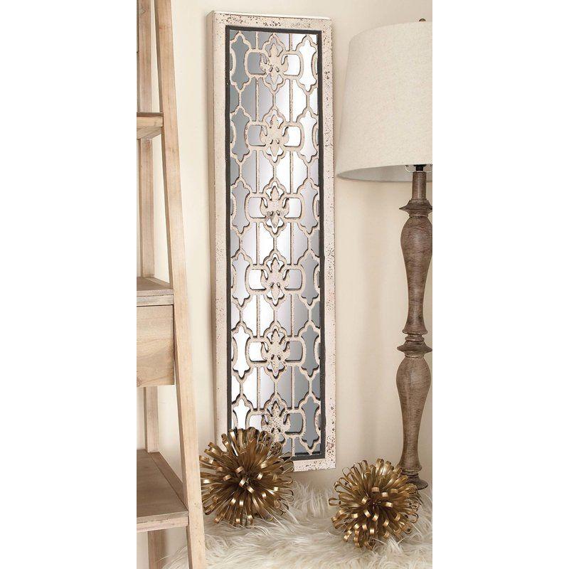 Pin By Jasmine Thomas On Livingroom Decor Mirror Panel Wall Wall Paneling Mirror Panels