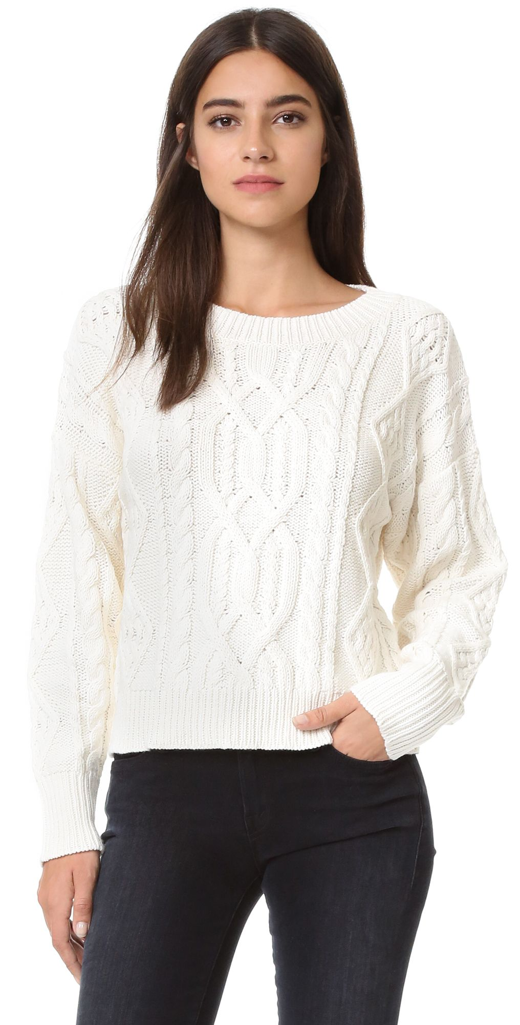e3c7b25c5d 17 Enviable Entryways | Home | Long sleeve sweater, Sweaters, Cable ...