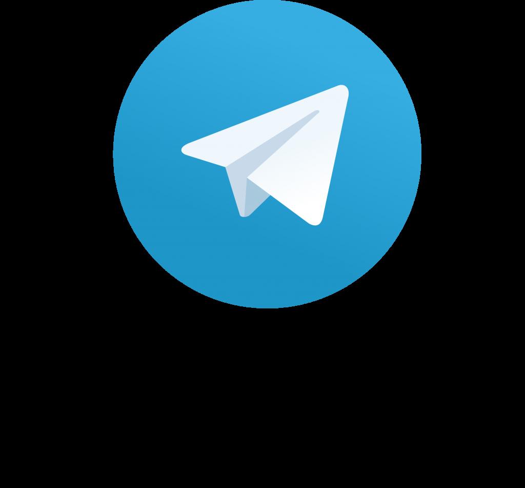 We are on Telegram! | Telegram logo, Instant messaging, Tech ...