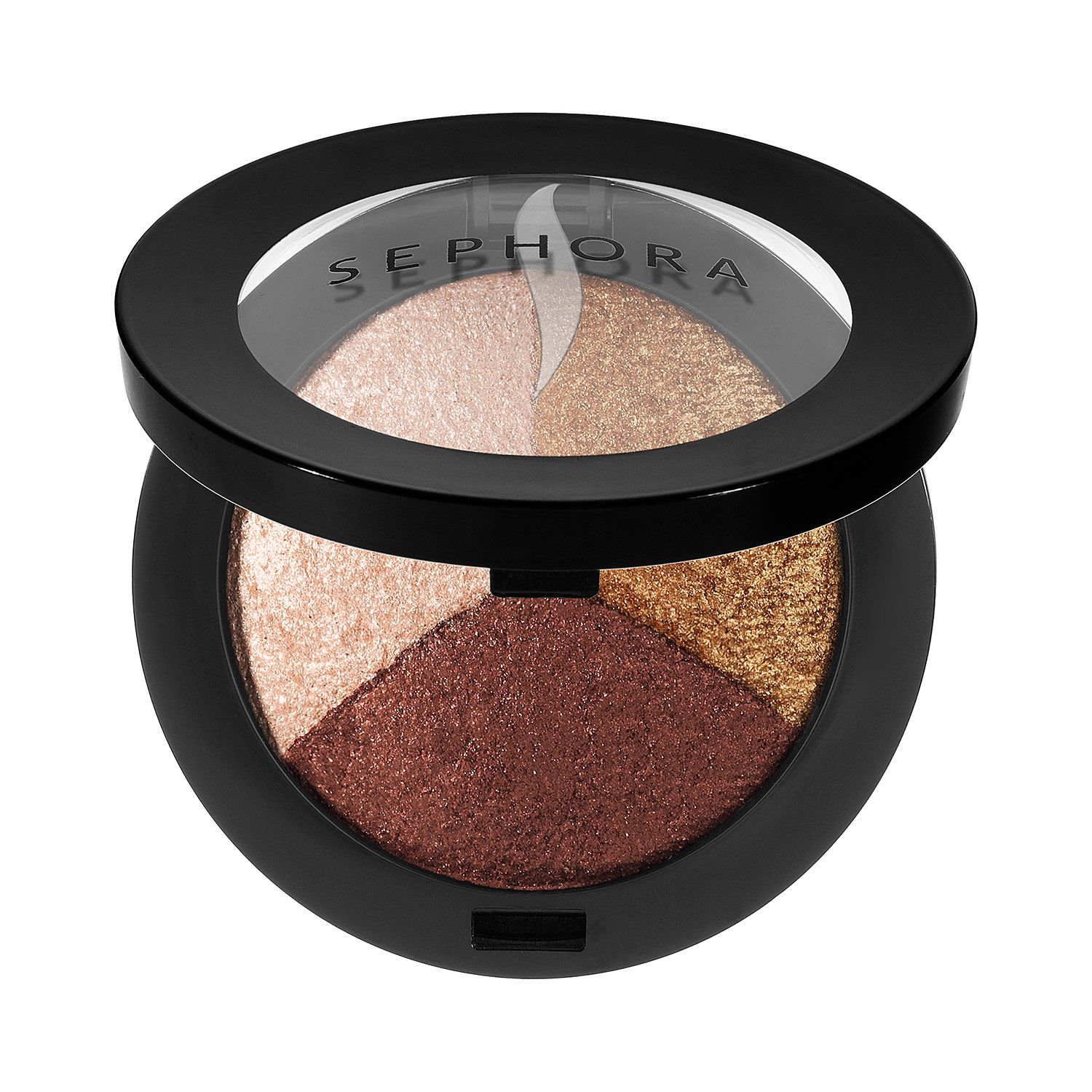 What it is:A collection of eye shadow trios that effortlessly blend for the perfect look, day to night.   What it does: These expertly coordinated color trios make creating multiple looks effortless and stunning. The ultra-light, micronized pigment