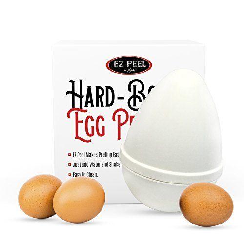 Iprimio Hard Boiled Egg Peeler And Cracker
