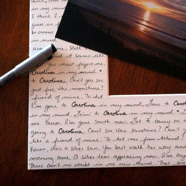 Die besten 25 selbstgemachte rahmen ideen auf pinterest - Selbstgemachte bilderrahmen ...