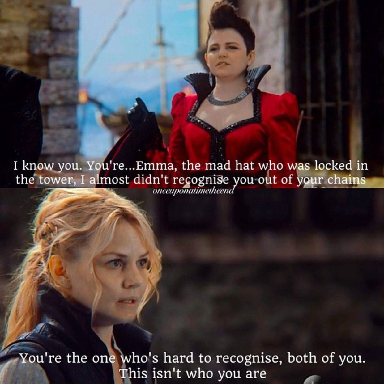 """Emma and Snow White - 4 * 22 """"Operation Mongoose Part 2"""""""