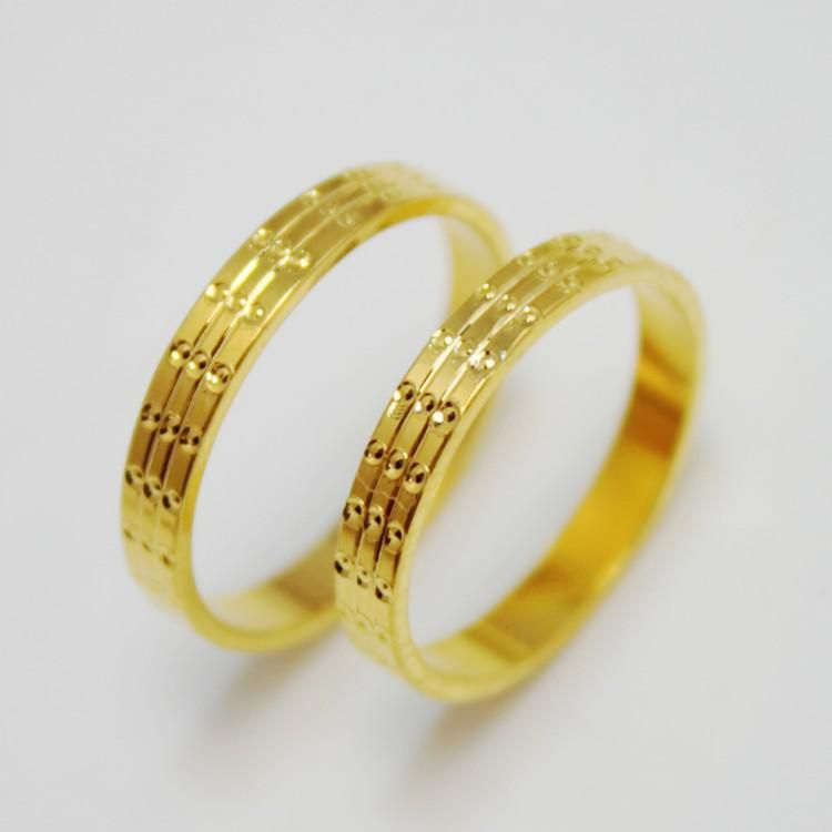 Wedding Rings For Couples Gold Wedding
