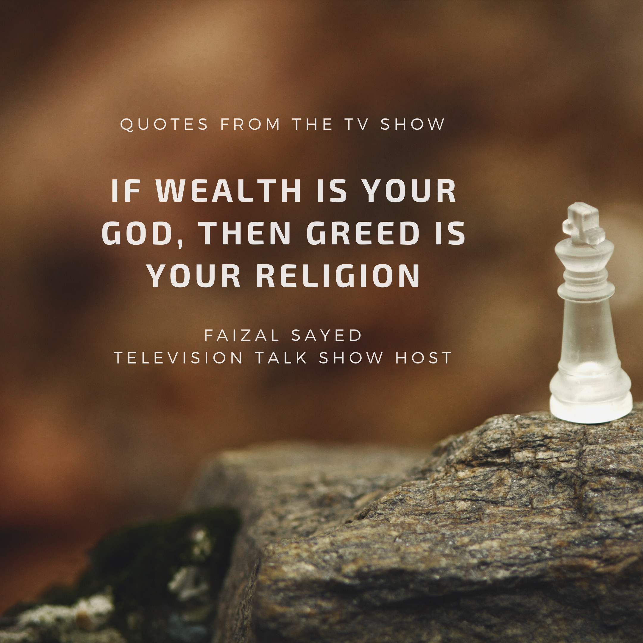 If Wealth Is Your God Greed Quotes Greed Quote Aesthetic