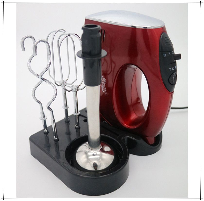300W Handheld Electric Food Mixer Mini Cream Mayonnaise