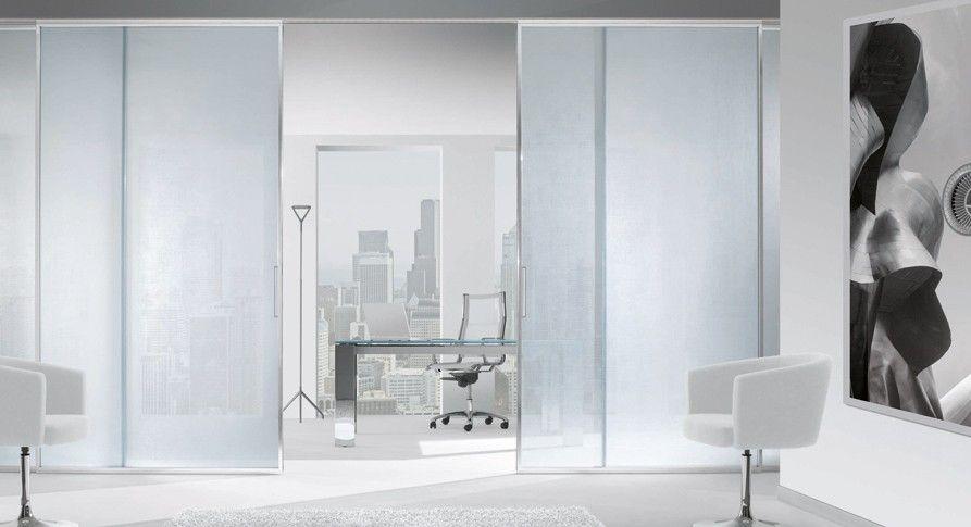Arredo Gamma Office Srl.Res Luna Design Massimo Cavana Sistema Di Porte Con Telaio A
