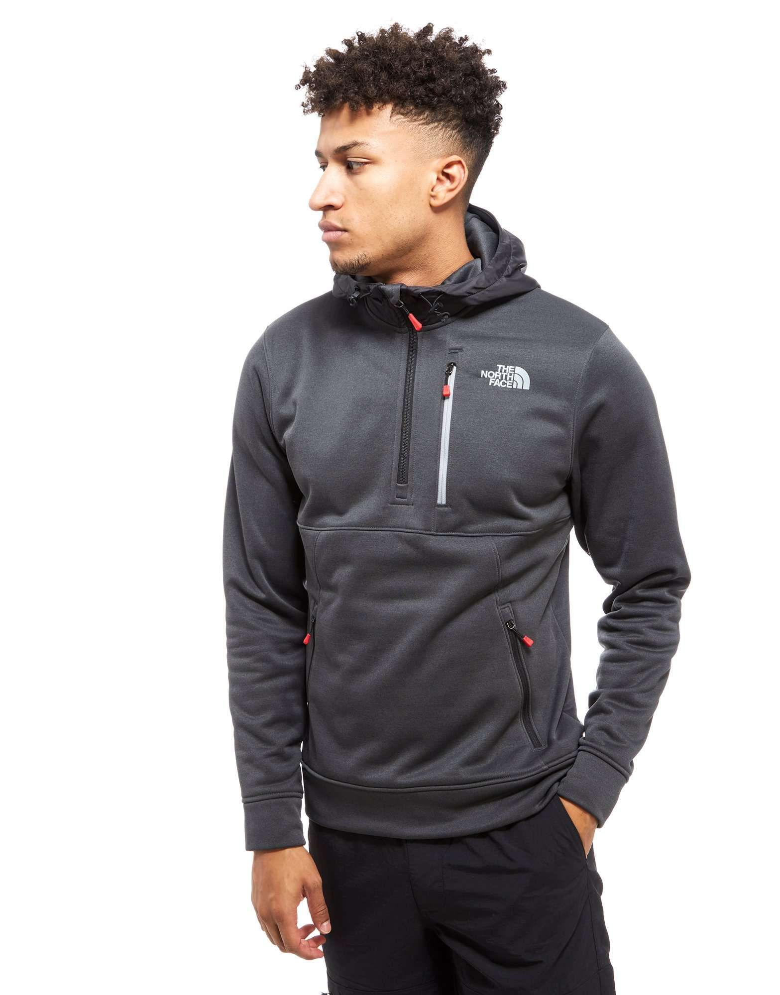 The North Face Mittelegi 1 4 Zip Hoodie - Shop online for The North Face 8a71cfead36
