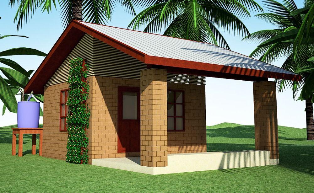 300 geopolymer ceb house home pinterest casa for Casas de campo economicas