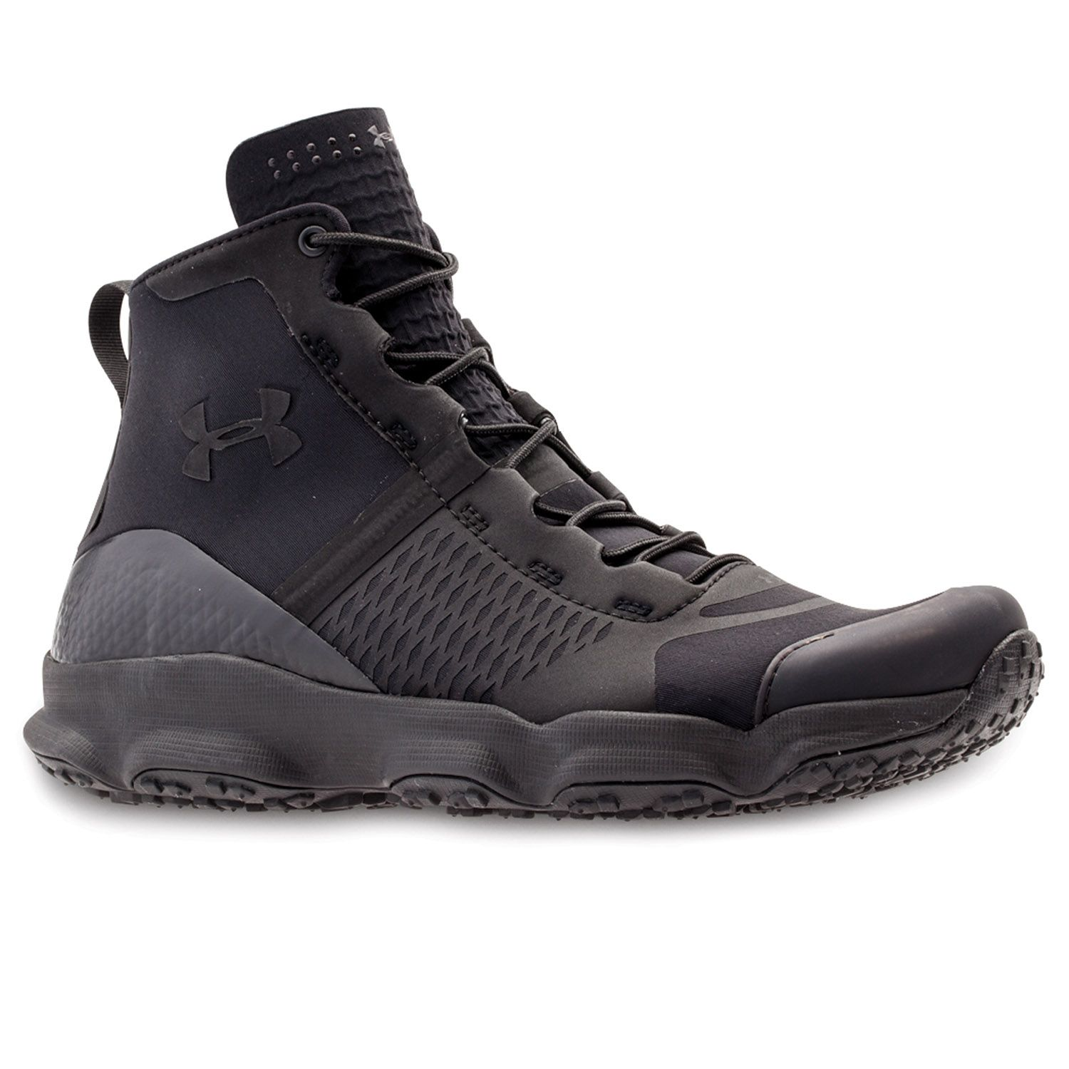 Under Armour Ua Speedfit Hike Mid Boots 1257447 / Black - All Sizes