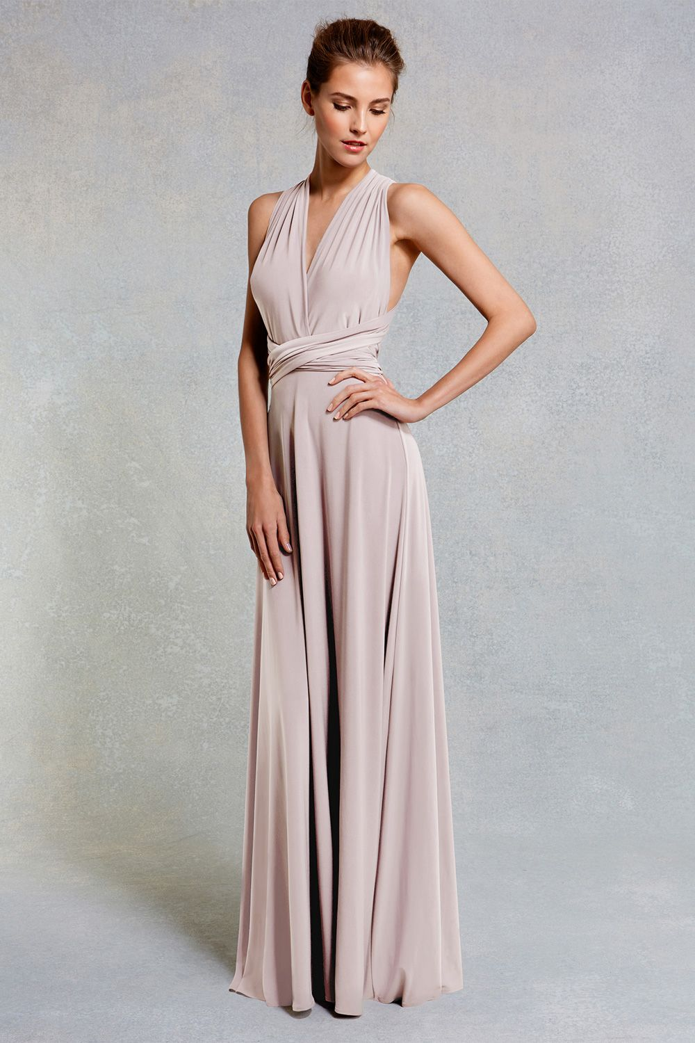 Corwin multi tie dress 2016 bridesmaid collections pinterest corwin multi tie dress bridesmaid ombrellifo Images