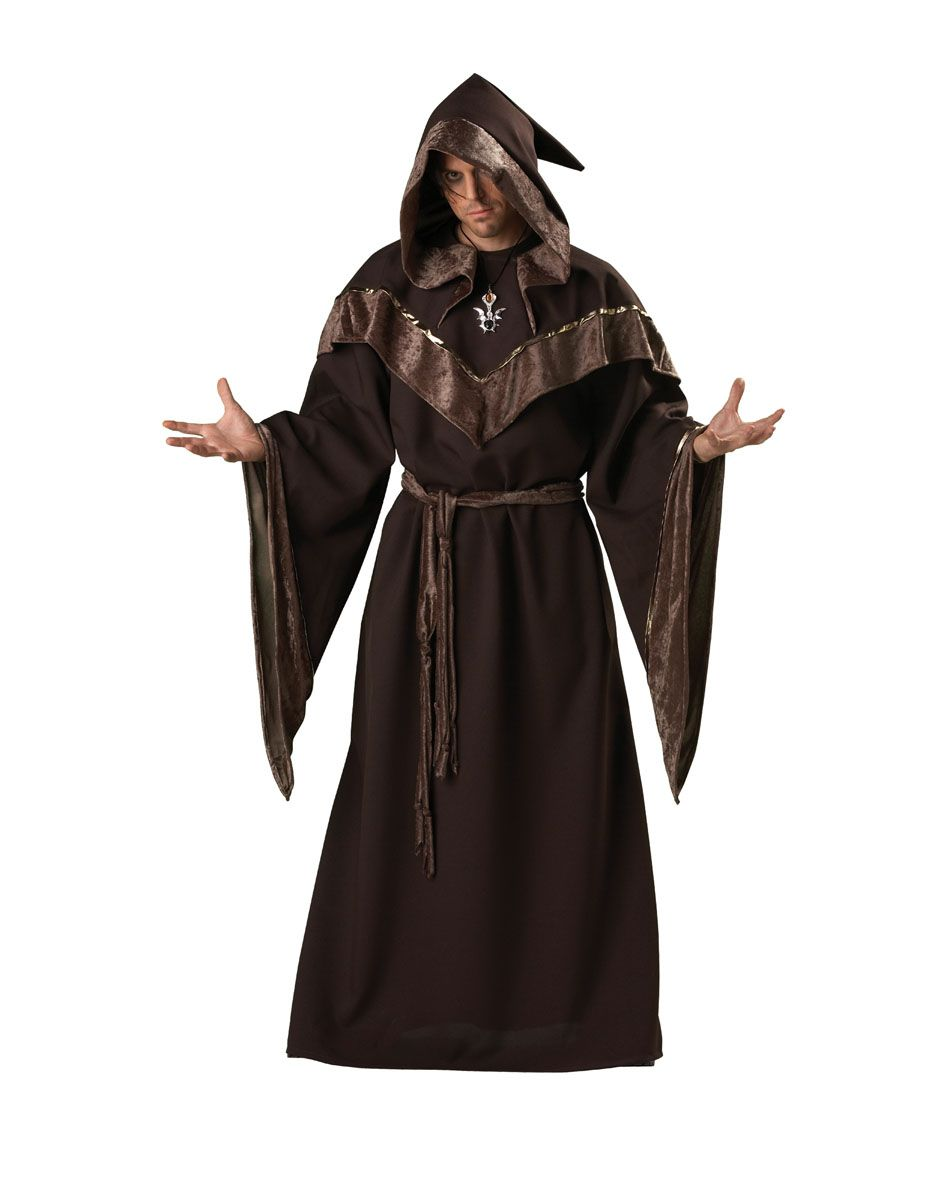Theatrical Quality Deluxe Mystic Sorcerer Adult Costume ($79.99 ...