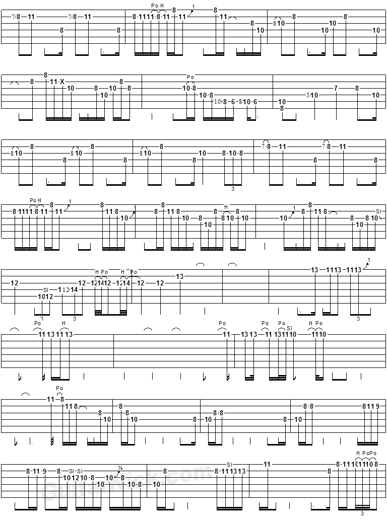 Europa Santana Guitar Solo Tab 2 Scales Chords Pinterest