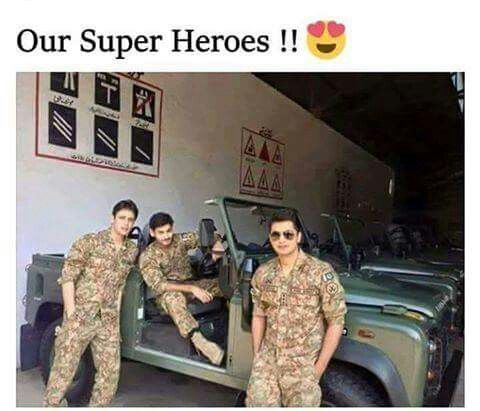 Pak Army 3 With Images Pak Army Soldiers Pak Army Quotes