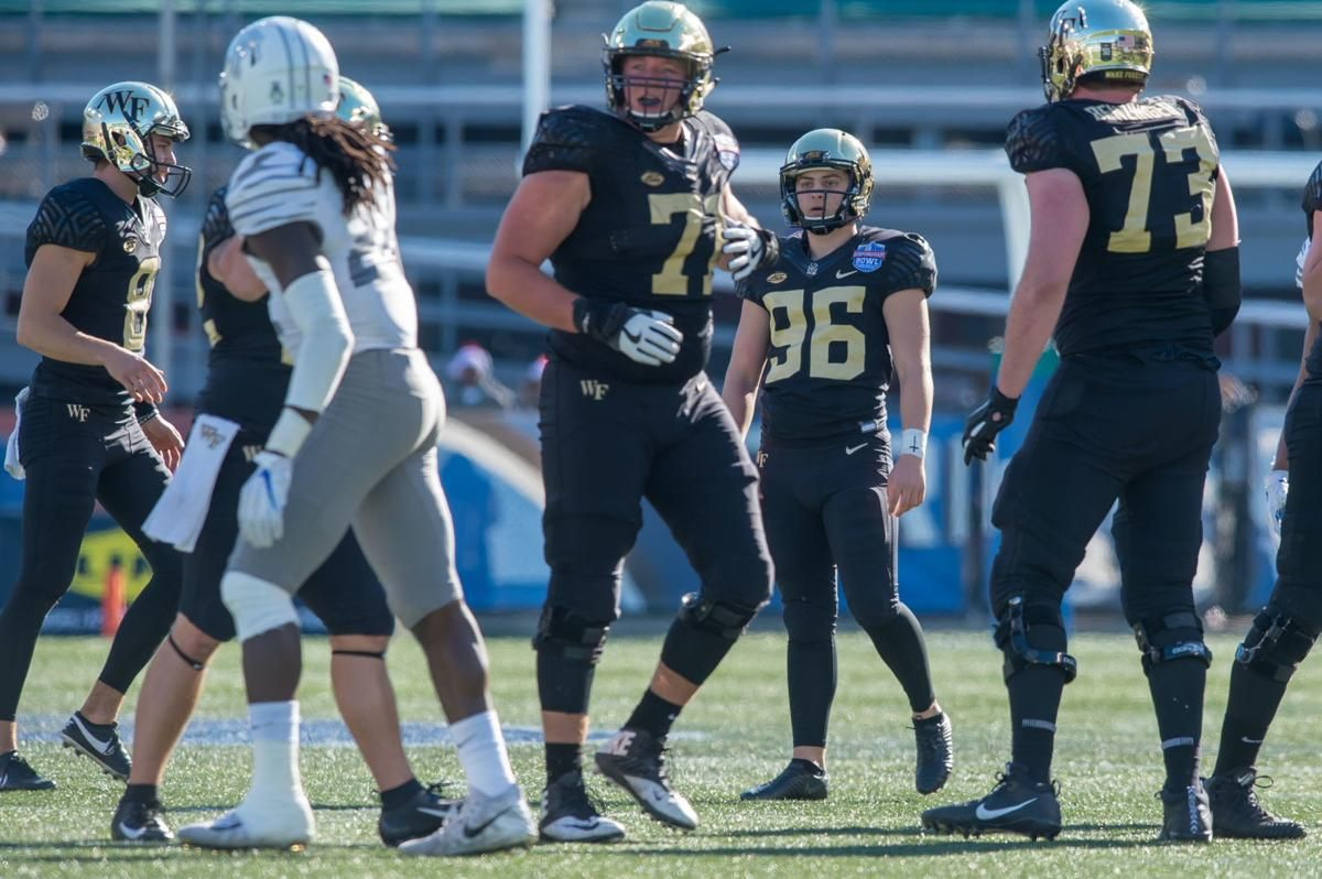 Wake Forest 37, Memphis 34 Missed field goal, Wake