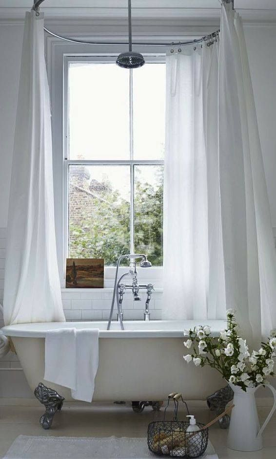 Bathroom Shabby Chic Bathrooms Pinterest Bath Interiors And House