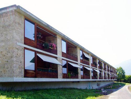 Elderly Housing Design In Europe Build Blog Peter Zumthor Architecture Architecture House