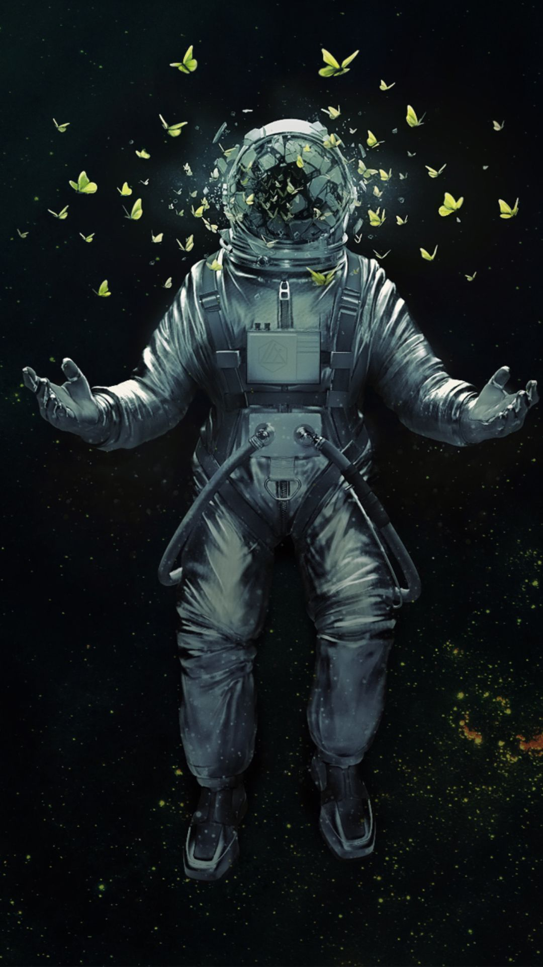 Http Wallpaperformobile Org 17004 Astronaut Iphone Wallpaper