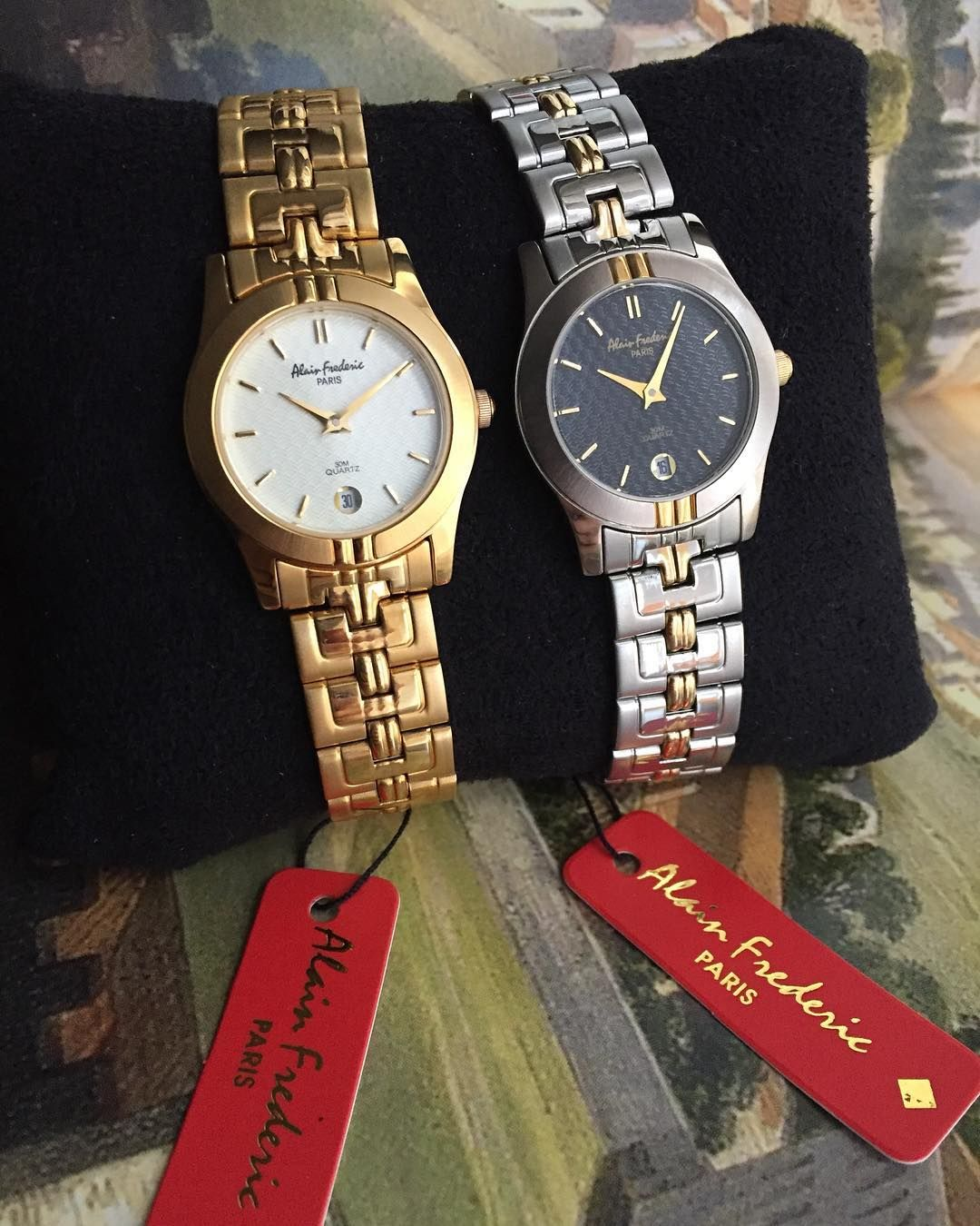 Alain Frederic Paris Vintage Bayan Kol Saati Vintage Vintagesaat Vintagewatch Saat Saatler Saatmodelleri Tasarim Hediye V 2020 Vintage Saat Saatler Taki