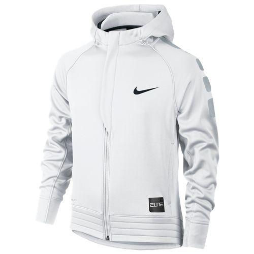 0aabe34624a8 Nike Elite Stripe Full-Zip Hoodie - Boys  Grade School