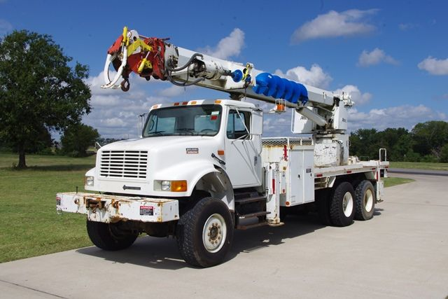 Used Digger Derrick for Sale | Altec D4060-TR - 1998