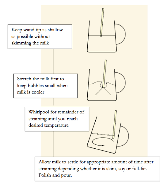 How To Steam Milk Like A Barista.