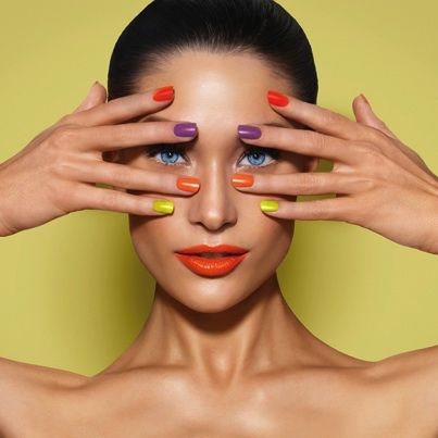 Resultado de imagen para Nails model