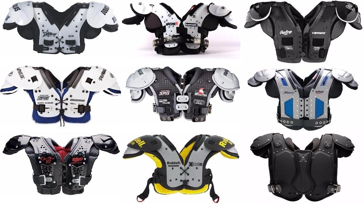 c7cf32b12bb81 The Best Shoulder Pads For Football Players Reviews http://www.shocpro.