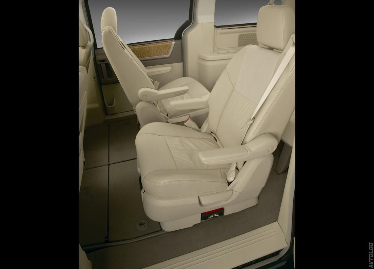 2008 Chrysler Town And Country Grand Caravan Chrysler Town And