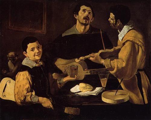 Three Musicians - Diego Velázquez