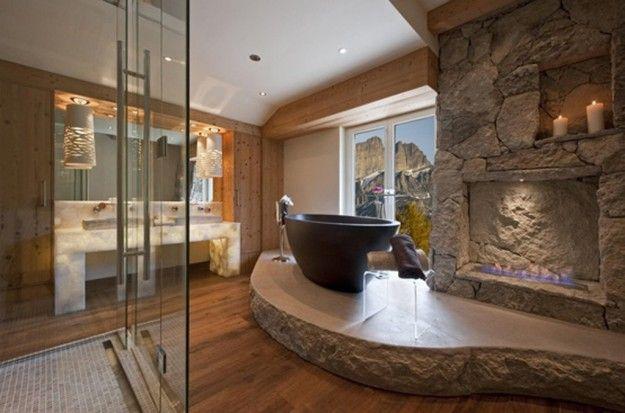 bagno rustico arredamento elegante e tradizionale un