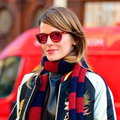 #CarlottaOddi #spektre #mas #sunglasses #vogue