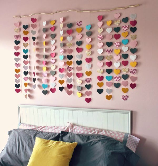 Decorating Paper Crafts For Home Decoration Interior Room: Diy Teen Room Decor, Teen Room Decor