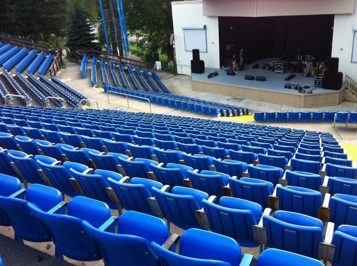 Clio Amphitheater Clio Michigan Clio Michigan Pure Michigan