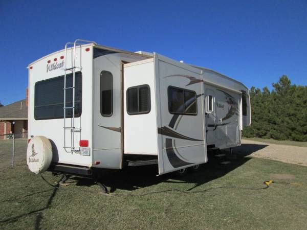 2011 Forest River Wildcat 5th Wheel | Forest river, Wild ...