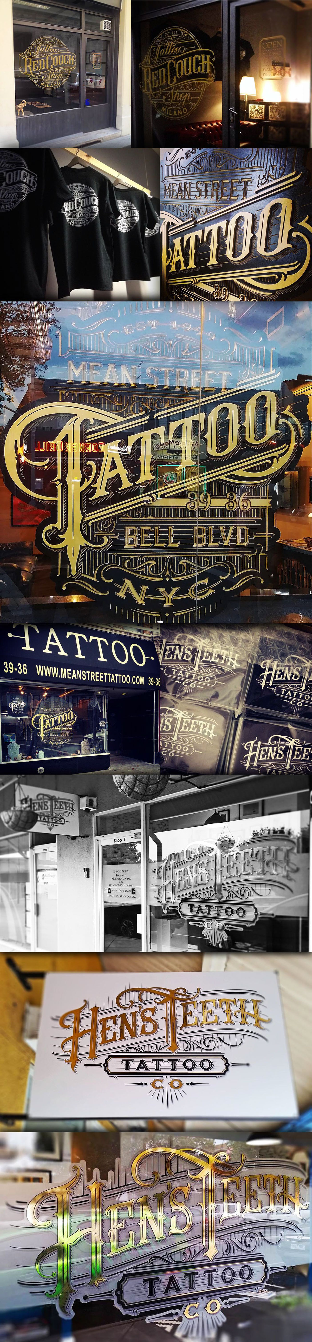 Tattoo parlours on behance eureka pinterest estudio for Koi sushi aix