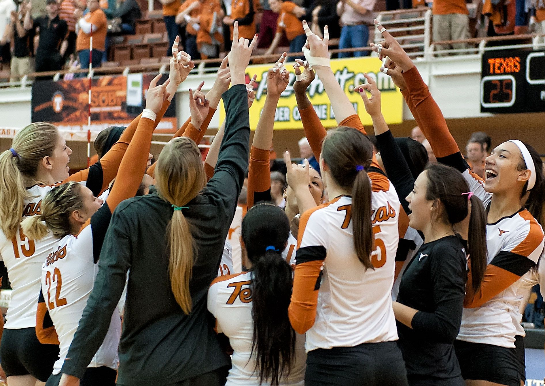 Senior Day Longhorns Volleyball Volleyball Team Sports Photography Senior Day