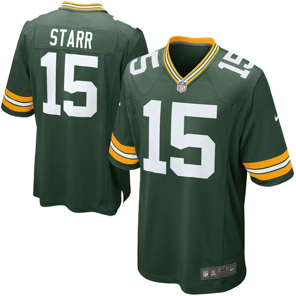 ben roethlisberger jersey nike bart starr green bay packers youth retired game jersey green junior