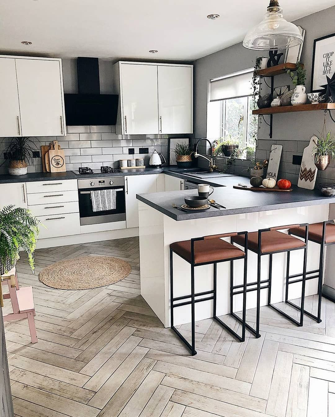 Pin By Peter Panda On For The Home In 2020 Modern Kitchen Design Kitchen Design Small Home Decor Kitchen