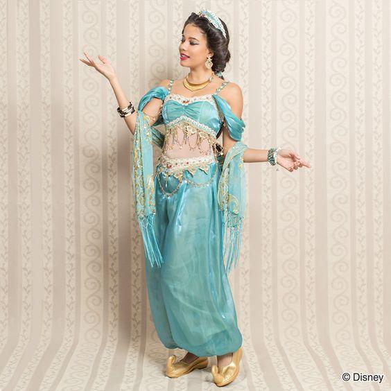 【Agrabah Costume(Aladdin Jasmine ver)】【7/14 1800