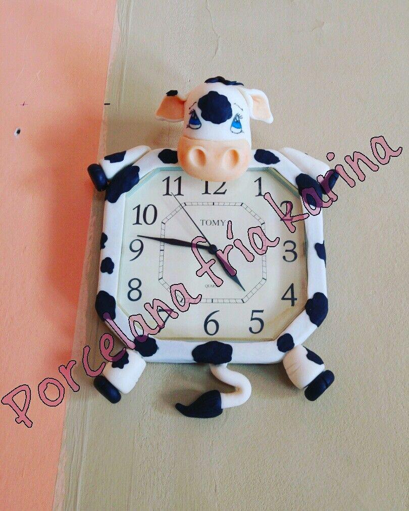 Reloj vaca